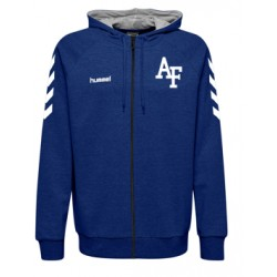 Air Force Go Cotton Zip Hoodie