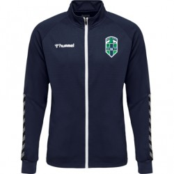 Med City Authentic Poly Zip Jacket