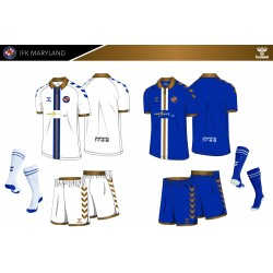 IFK Home and Away kits
