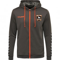 Ipswich Youth Soccer Authentic Zip Hoodie Men's/Youth