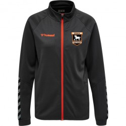 Ipswich Youth Soccer Poly Zip Jacket Women's