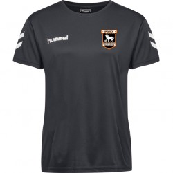 Ipswich Youth Soccer Core Poly Tee Women's