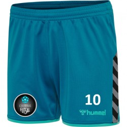 Columbus Futsal Celestial Shorts Women's Cut (Mandatory Item)