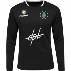 Columbus Futsal Black Jersey Long Sleeve (Mandatory Item)