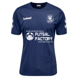 Vision Soccer Training Core Poly Tee