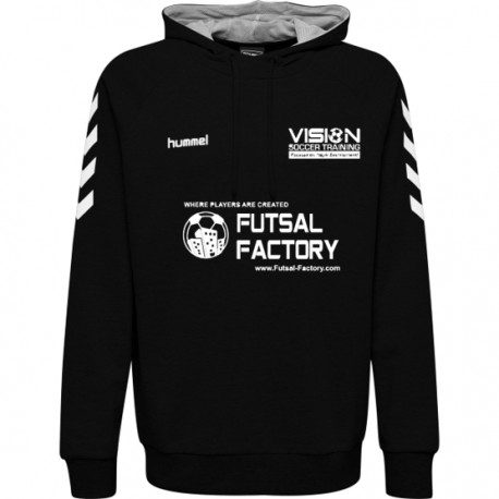 Vision Soccer Training Go Cotton Hoodie