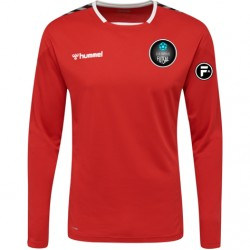Columbus Futsal Red Jersey Long Sleeve (Mandatory Item)