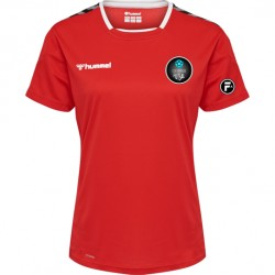 Columbus Futsal Red Jersey Women's Cut (Mandatory Item)