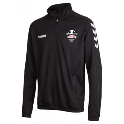 Top Notch Youth Soccer Training Core Half Zip