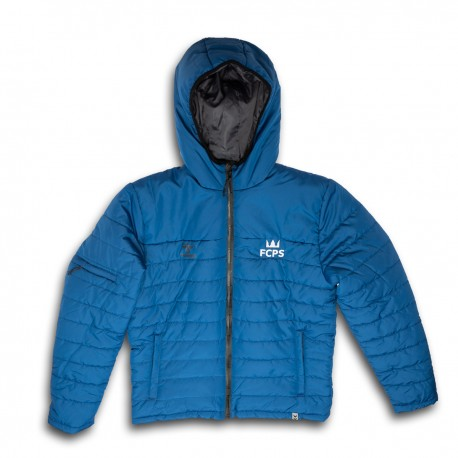 FCPS North Quilted Hood Jacket
