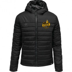 PDK North Quilted Hood Jacket
