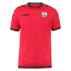 hummel Afghanistan Football Federation Team Jersey - Home