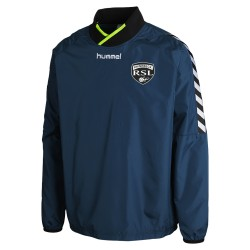 Rhinebeck Soccer League Stay Authentic Windbreaker